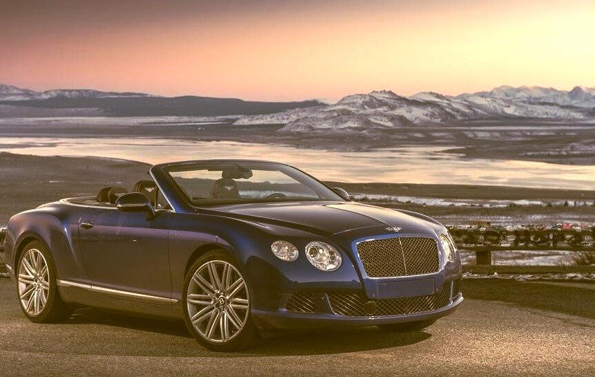 Bentley Convertiblewww.DiscoverLavish.com