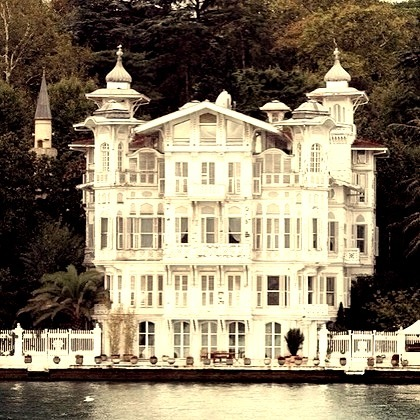 Rich, Shore, Bosphorus, Photography, Yali