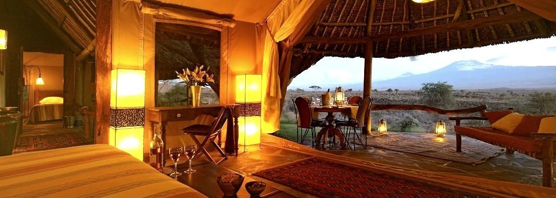 Camps, Travel, Eco, Kenya, Tents