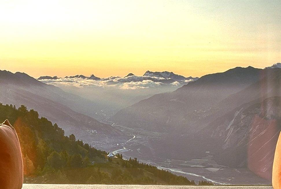 Chetzeron -Switzerland